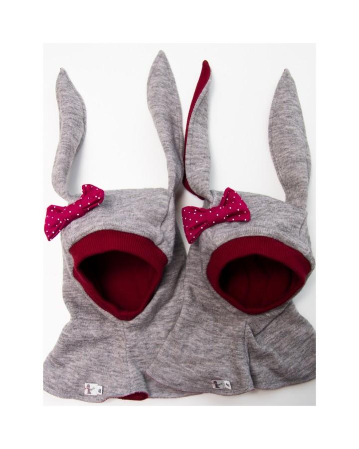 VILNONIS ŠALMAS Cherry Bunny