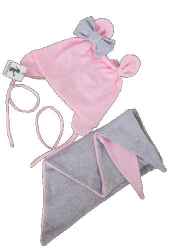 Pink Mini Bear