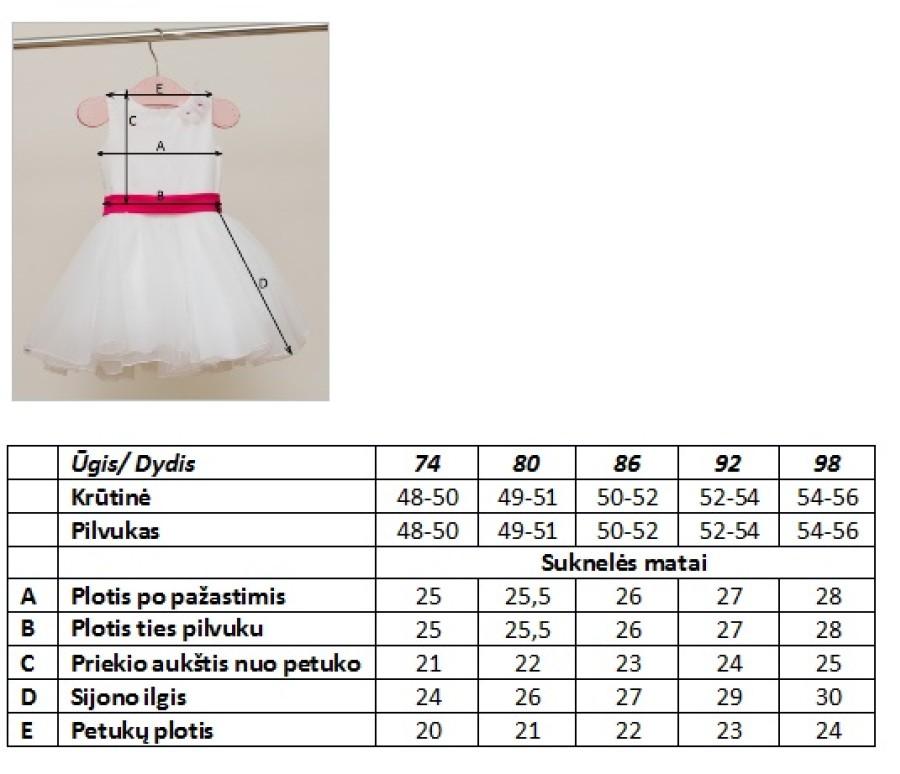 Suknelė LATTE