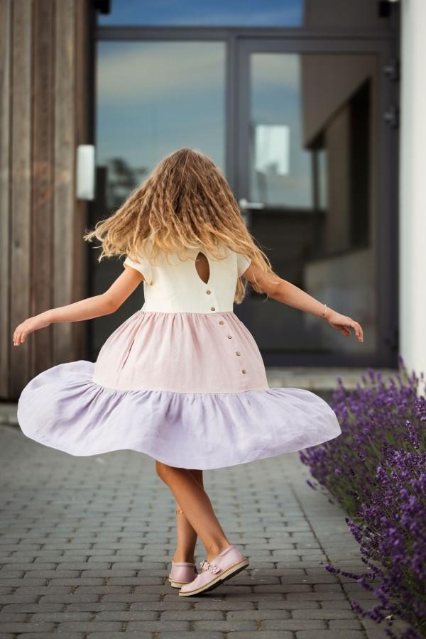 VAIDILUČIŲ suknelė