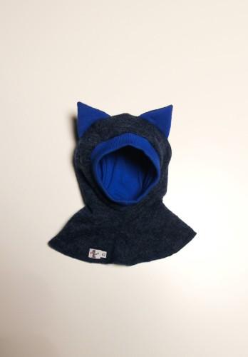 VILNONIS ŠALMAS Blue Kitten
