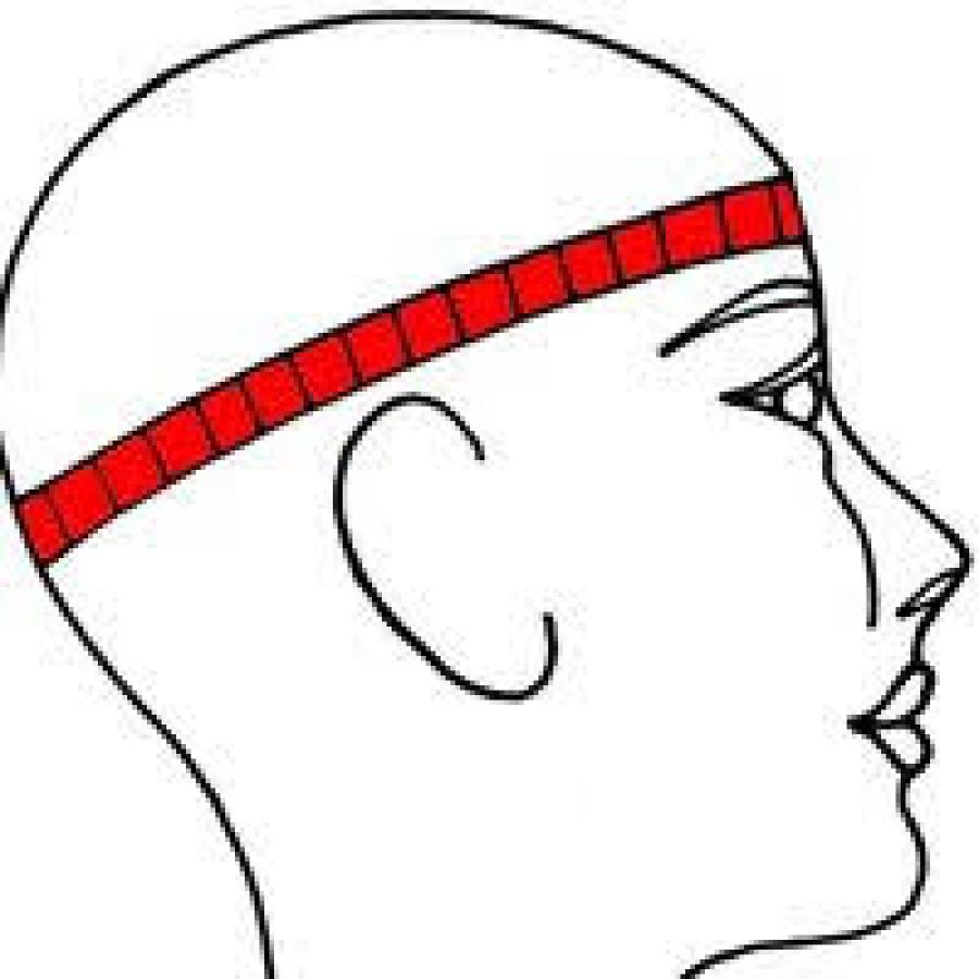 Creamy Headband Spring