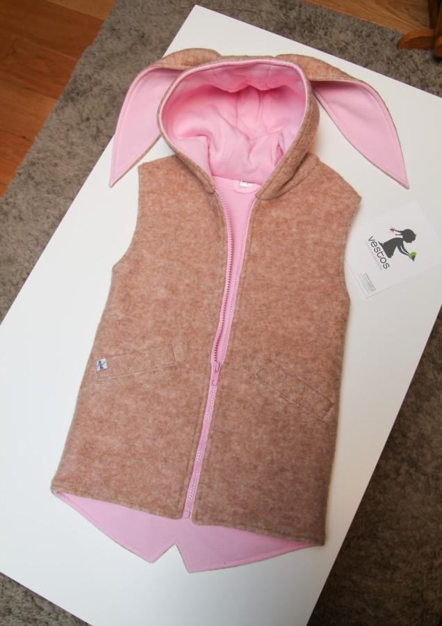 Creamy - Pink Bunny