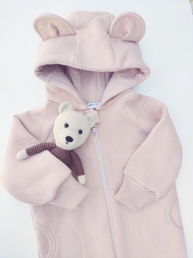 Creamy Teddy Bear
