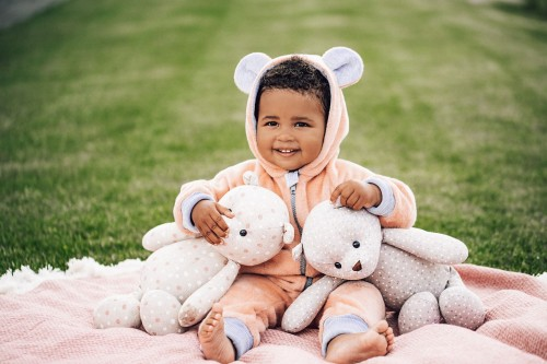Cute Baby Bear