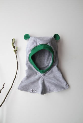 Grey - Green Bear Spring