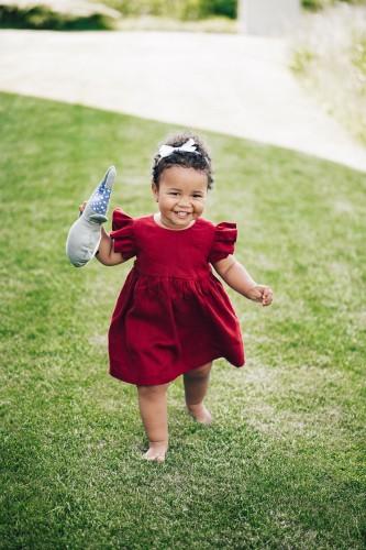 Miela VYŠNIŲ suknelė