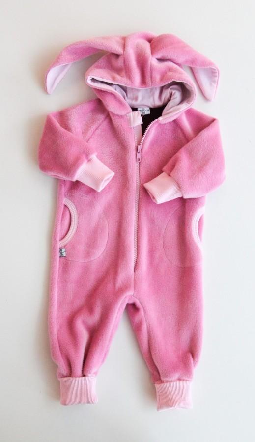 Pink Princes Bunny