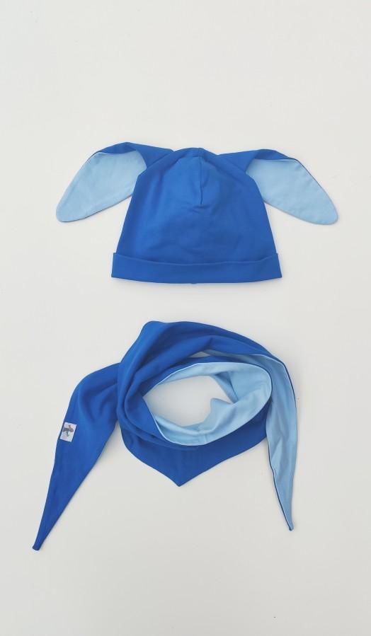 SPRING BLUE BUNNY