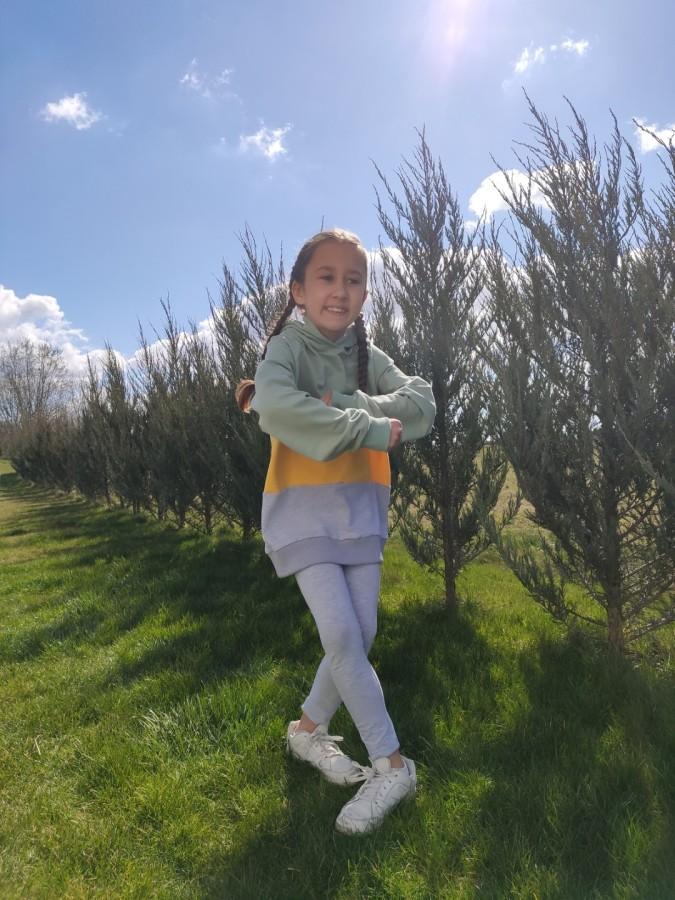 Tamprės prie bliuzono Mint Spring