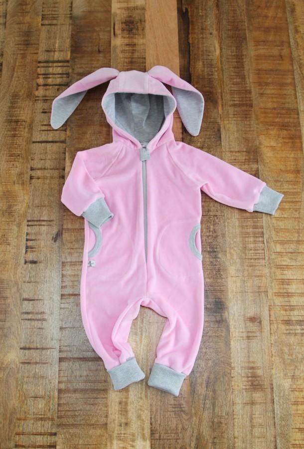 Velour Baby Bunny